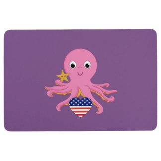Non-Slip Foam Mat Octopus For A Preemie US