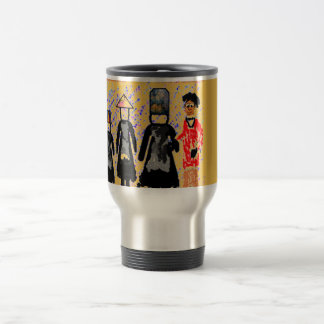Non Sororal Polygyny-(Mug) Stainless Steel Travel Mug
