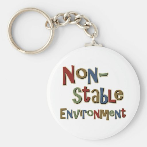 Non Stable Environment Keychains