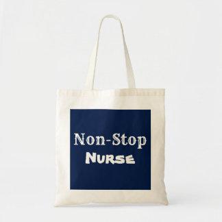 Non-Stop nurse tote bag