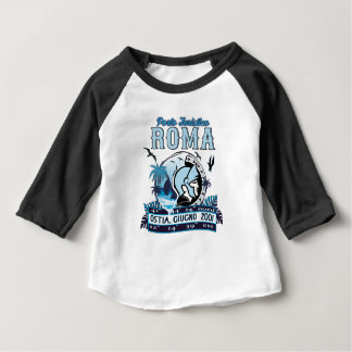 Non ufficial logo of Port of Rome Baby T-Shirt
