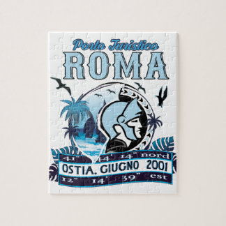 Non ufficial logo of Port of Rome Jigsaw Puzzle