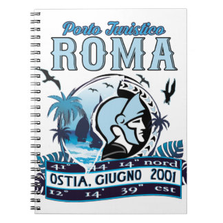Non ufficial logo of Port of Rome Notebooks
