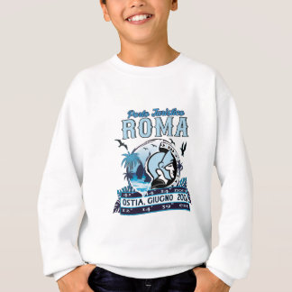 Non ufficial logo of Port of Rome Sweatshirt