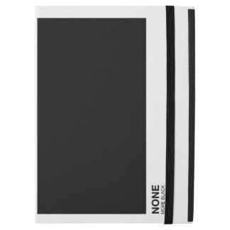 None more black, Spinal Tap Pantone style ipad