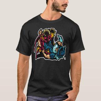 None Shall Pass My Guard! Jiu Jitsu T-Shirt