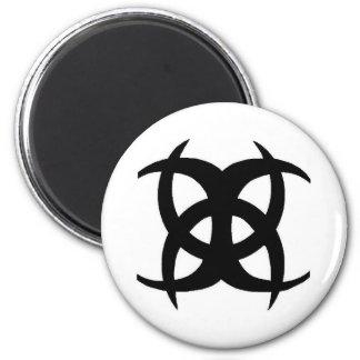 NonFiction 6 Cm Round Magnet
