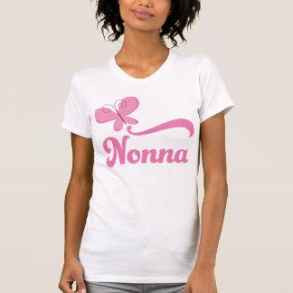 Nonna Butterfly Gift T-Shirt