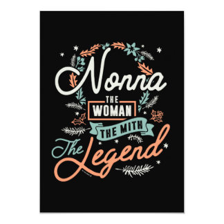Nonna The Legend Card