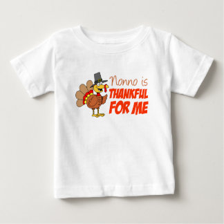 Nonno Is Thankful For Me Tee Shirt