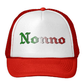 Nonno Italian Grandfather Hat