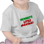 Nonno's Little Meatball T-shirts