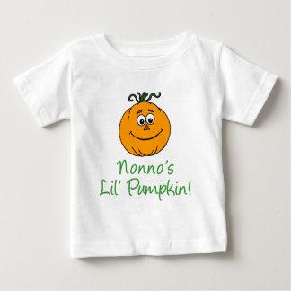 Nonno's Little Pumpkin Tshirts