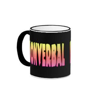 Nonverbal Mugs