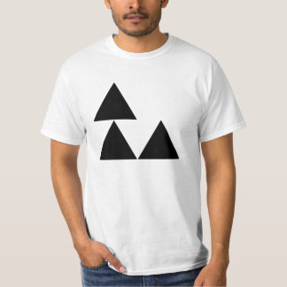 Noobs Can't Triforce T-Shirt