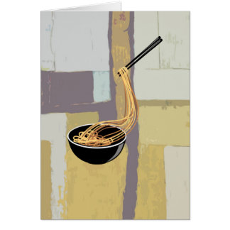 Noodles Card