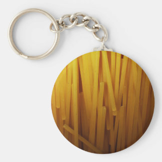 Noodles mmhhh basic round button key ring