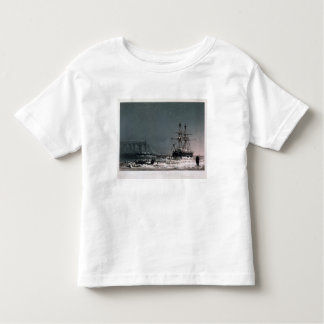 Noon: In Mid-Winter, Port Leopold, from 'Ten Colou Toddler T-Shirt