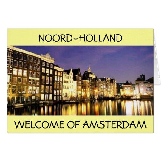 NOOR- HOLLAND Card