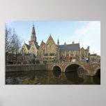 Noorderkerk in Amsterdam the Netherlands