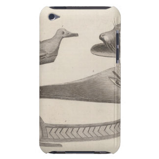 Nootka articles, British Columbia Barely There iPod Cases