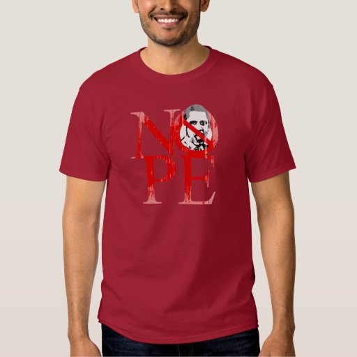 Nope 4 Faded.png Shirts