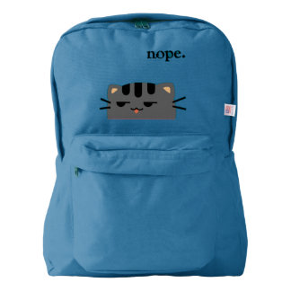 Nope Kitty Backpack