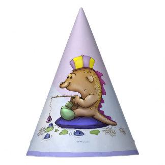 NOPNOP CUTE ALIEN CARTOON Party Hat