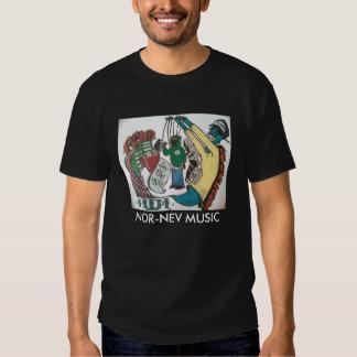 NOR-NEV MUSIC SHIRT 5