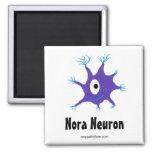Nora Neuron Magnet