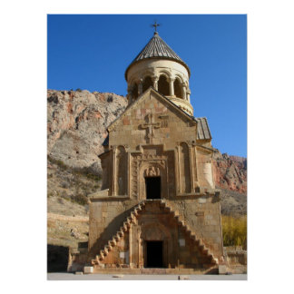Noravank Monastery Poster