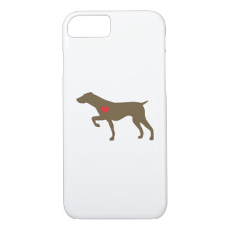 NorCalGSPRescue Logo Dog Iphone Case