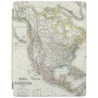 Nord America - North America iPad Cover