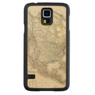Nord America - North America Maple Galaxy S5 Slim Case