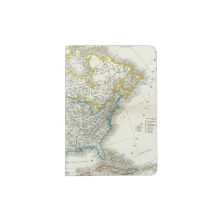 Nord America - North America Passport Holder