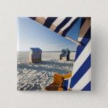 Norderney, East Frisian Islands, Germany 15 Cm Square Badge
