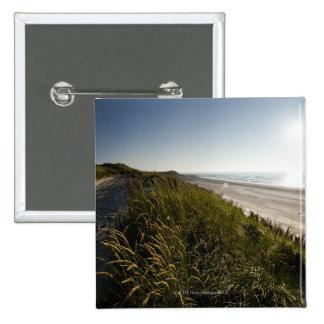 Norderney, East Frisian Islands, Germany 2 15 Cm Square Badge