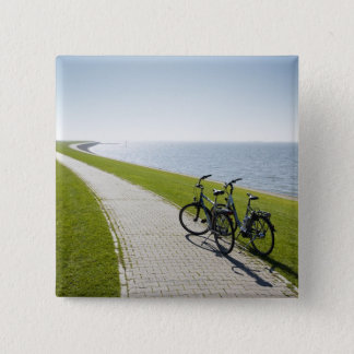 Norderney, East Frisian Islands, Germany 2 15 Cm Square Badge