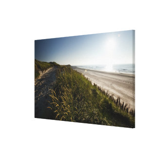 Norderney, East Frisian Islands, Germany 2 Canvas Print