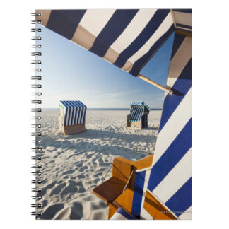 Norderney, East Frisian Islands, Germany Notebook
