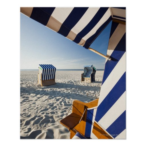 Norderney, East Frisian Islands, Germany Poster