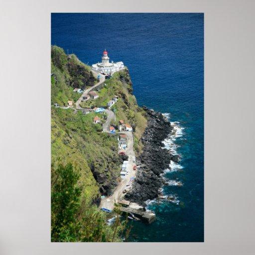 Nordeste - Azores Poster