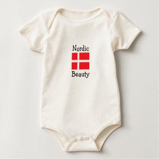 Nordic Beauty (Denmark) Baby Bodysuit