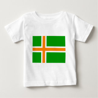 Nordic Celtic Flag (fictional) Baby T-Shirt