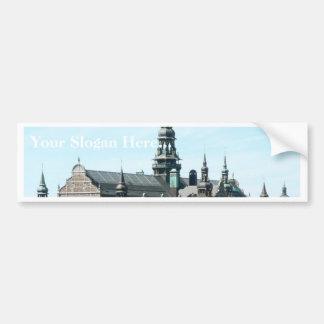 Nordic Museum Bumper Sticker