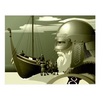 Nordic Vikings Postcard