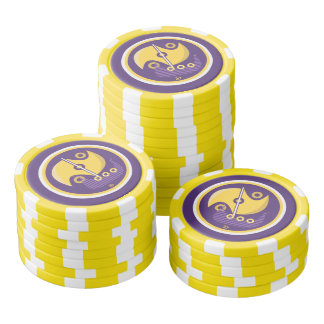 Nordic Voyage - Poker Chip Poker Chips