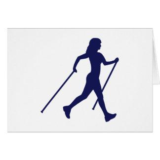 Nordic Walking Card