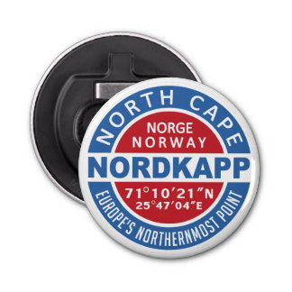 NORDKAPP Norway bottle opener