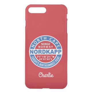 NORDKAPP Norway custom name phone cases